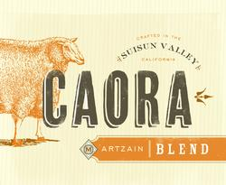 2012 Caora Suisun Valley Red Blend